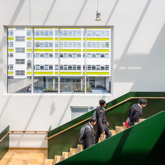 Stepney Green School