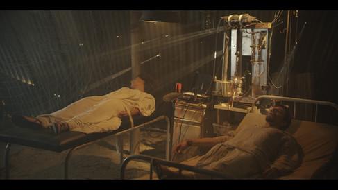 Sala de Transfusão