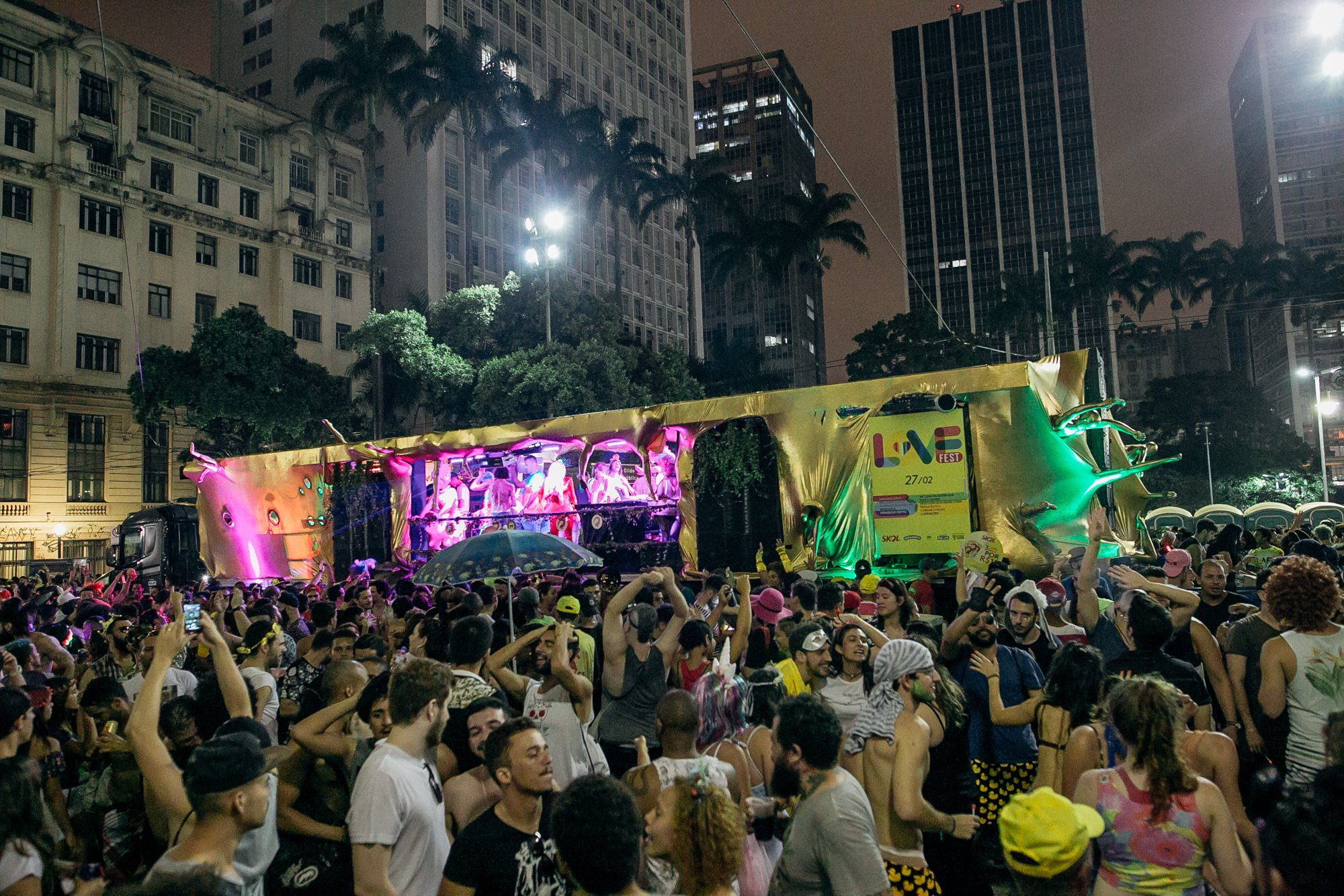 Carnaval LOVE FEST