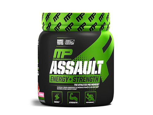 MusclePharm Assault pre-workout mix