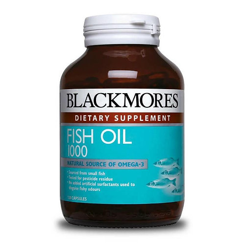 Blackmores Fish Oil - daily supplements