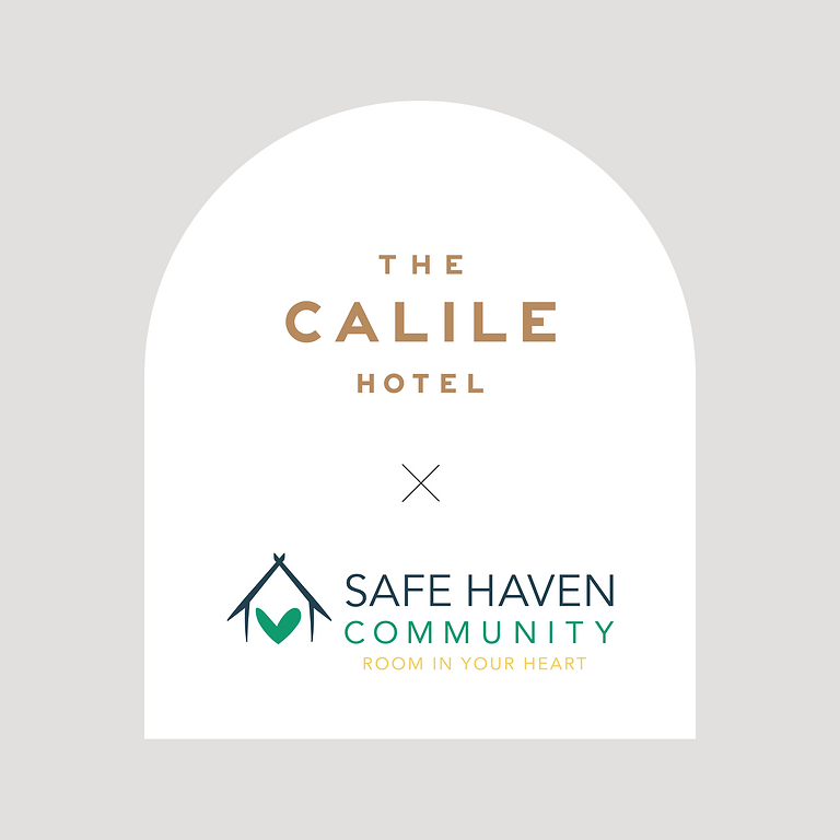 THE CALILE HOTEL x SAFE HAVEN COMMUNITY CHARITY LUNCHEON