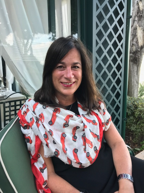 Lori Rosenblum in Italy