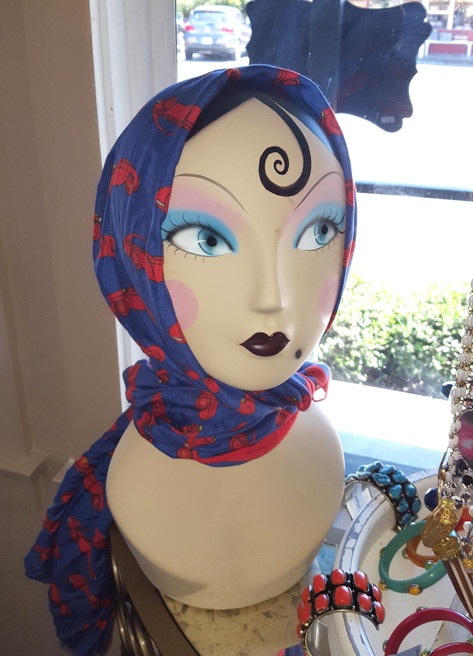 As seen at Boutique Quaintrelle In Carmel Valley, CA