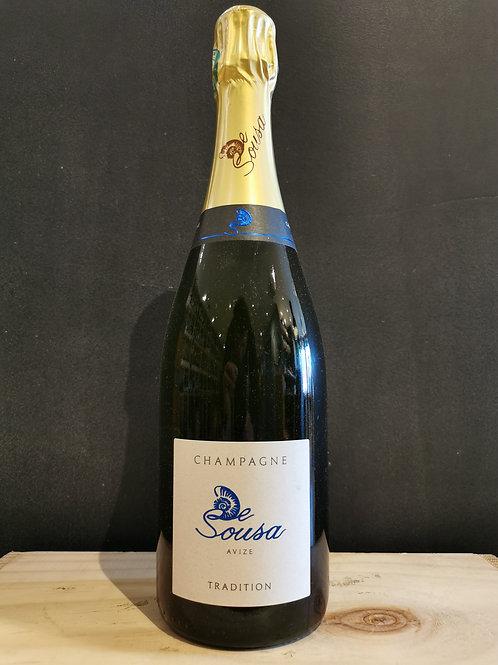 AOC Champagne - De Sousa - Brut Réserve
