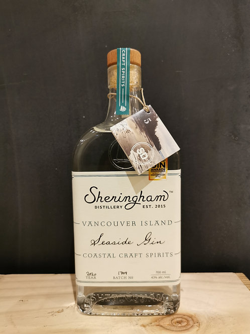 Gin -Seaside - Distillery Sheringham - Vancouver - 43% -70cl -