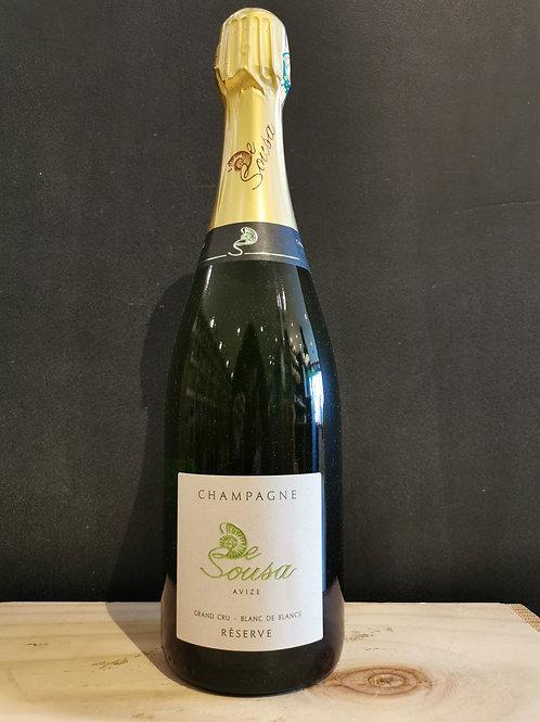 AOC Champagne Grand Cru - De Sousa - Blanc de blanc