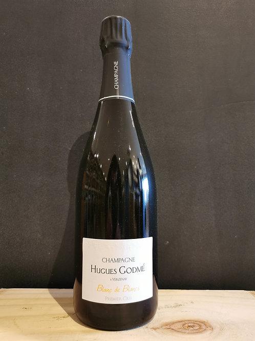 AOC Champagne 1er Cru - Hugues Godmé - Blanc de blanc