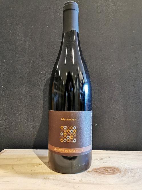 Vin de France - Dom de Cressance - Myriades blanc