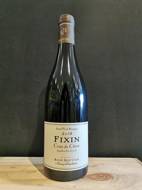 AOC Fixin - Dom René Bouvier - Les crais de chênes