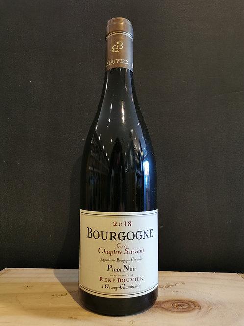 AOC Bourgogne - Dom René Bouvier - Rouge