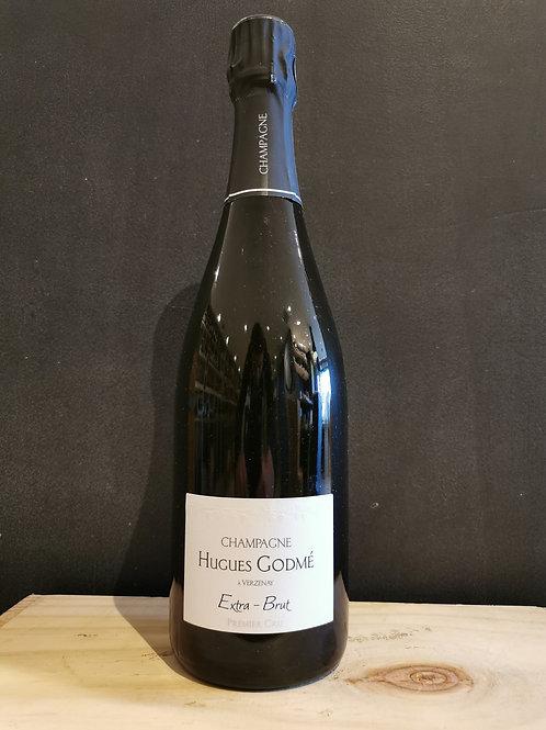 AOC Champagne 1er Cru - Hugues Godmé - Extra brut