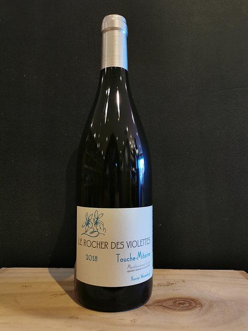 AOC Montlouis S/ Loire - Dom Le Rocher des Violettes - Touche Mitaine