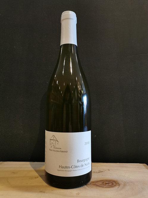 AOC Hautes Côtes de Nuits - Dom Henri Naudin Ferrant - Blanc