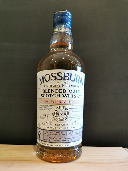 Speyside Blended Ecossais - Mossburn