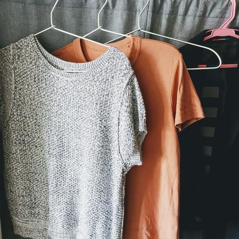 Put on a Fresh Shirt