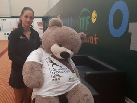 Поздравляем Анастасию Гасанову с победой на турнире ITF Pro Circuit (+интервью)!