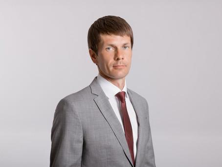 Антон Князев избран президентом Федерации тенниса Рязанской области