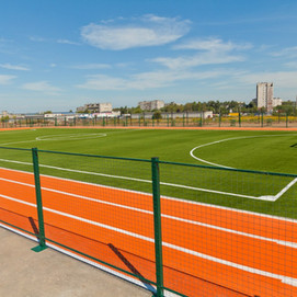 Поля для мини-футбола в Академии тенниса