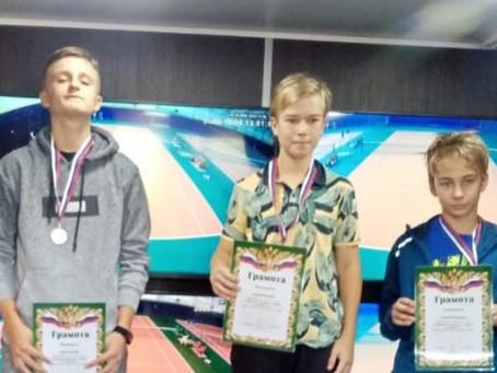 Поздравляем Алексея Дивина с серебром!