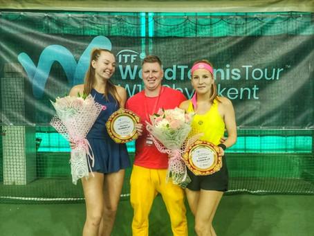 Поздравляем Дарью Мишину с финалом в паре на турнире ITF $15.000