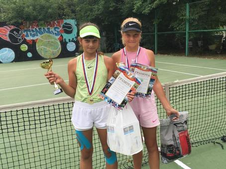 Победы на профессиональном и юниорском турах – поздравляем теннисистов!