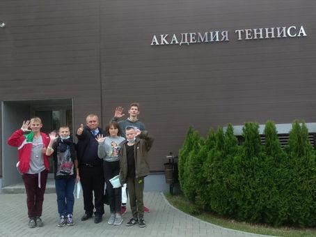 День открытых дверей для воспитанников Солотчинской школы-интерната
