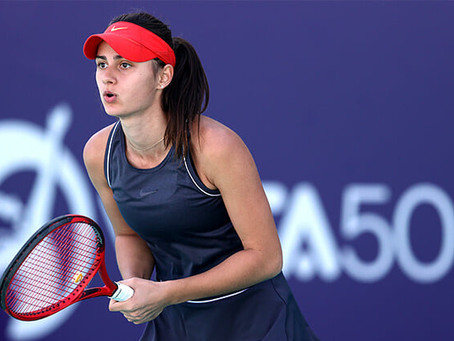 Новость дня: прекрасная победа Анастасии Гасановой в Абу-Даби!
