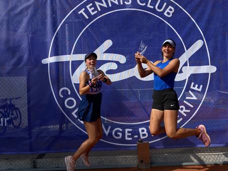 Победы на турнирах ITF, очередной наш пьедестал на РТТ и другие результаты