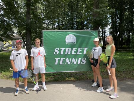 Теннисный фестиваль eSolutions – Street Tennis Ryazan