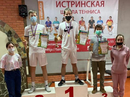 Поздравляем Руслана Анурьева с бронзой!