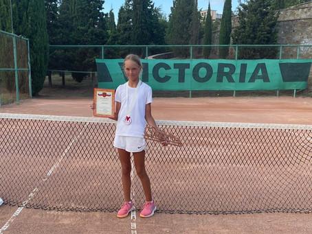 Поздравляем теннисистов с успехами в турнирах РТТ!