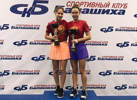 Поздравляем спортсменов с успехами на турнирах ITF