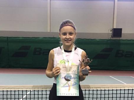 Поздравляем теннисистов с успешной неделей!