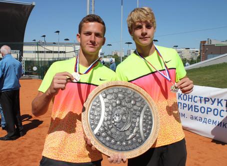 Международный теннисный турнир «Кубок Озерова – Ростех»