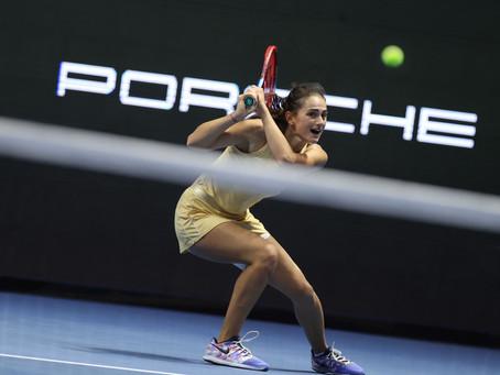 Турнир WTA St. Petersburg Ladies Trophy - Анастасия Гасанова