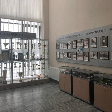 Музей Николая Николаевича Озерова в Академии тенниса