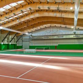 Крытые корты Академии тенниса Озерова