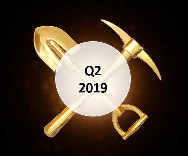 Digger Q2 2019