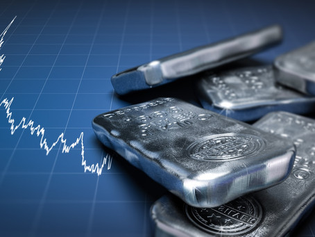 Silver price at all-time low
