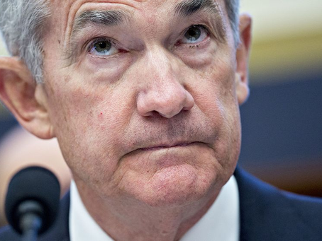 Federal Reserve Hiking Rates – Expect Trouble Ahead