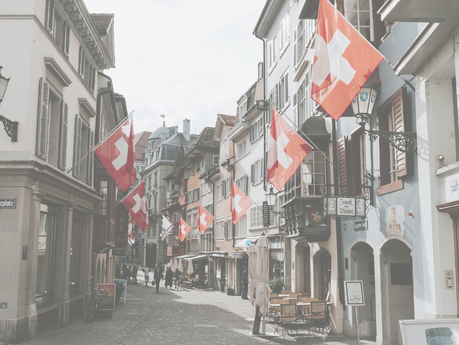 August 1st, Swiss Independence Day