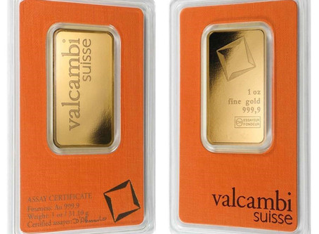 Valcambi Suisse – Profile & Update