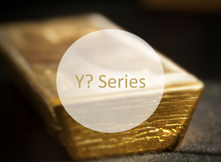 Y? Series – Why invest in Gold? The logical and straight-forward case for gold…