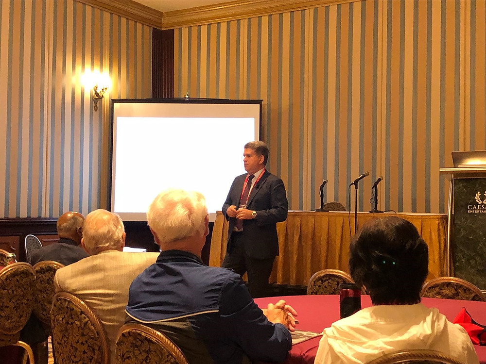Global Gold Breakout Session at FreedomFest