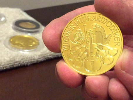 Have Your Children Seen Your Gold Yet?