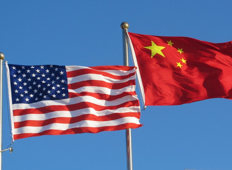 "There will be no ""Trade War"" with China"