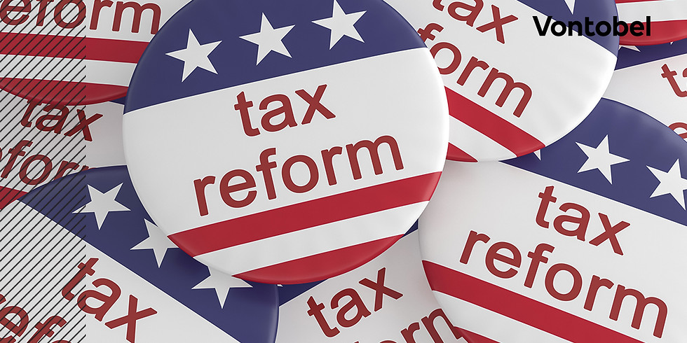 Opportunities in light of the US tax reform