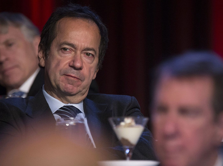 John Paulson Joined by 15 Investors in Council to Oversee Gold Miners