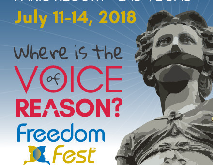 Global Gold Descends on Las Vegas and the FreedomFest